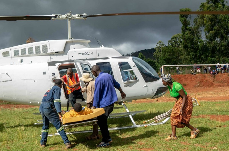 Jet-A1 fuel shortages threaten to ground Cyclone Idai air relief efforts
