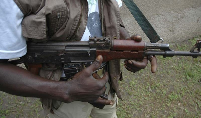 Gunmen ambush mining firm convoy and kill 37