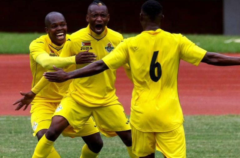 Super Zim Warriors clinch AFCON qualification