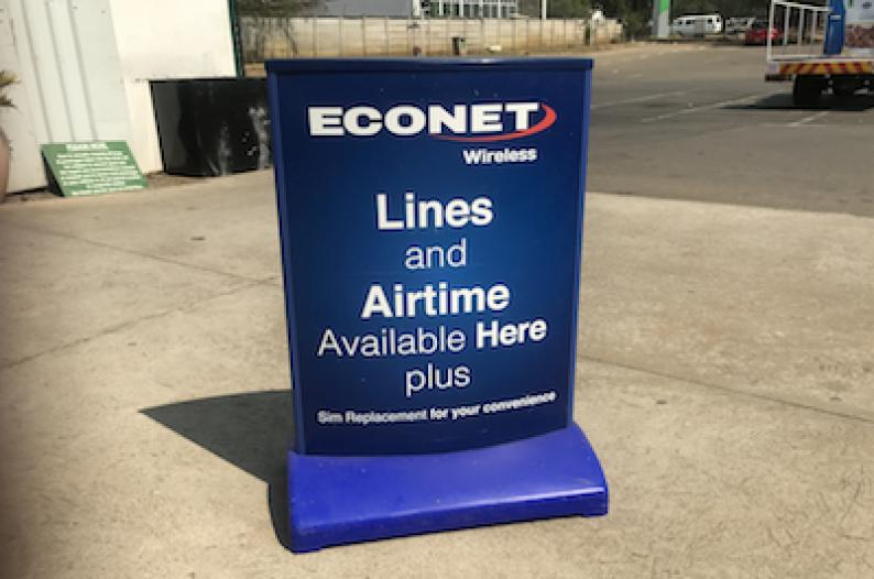 ECONET Wireless logistics unit, Vaya serving 100k customers weekly
