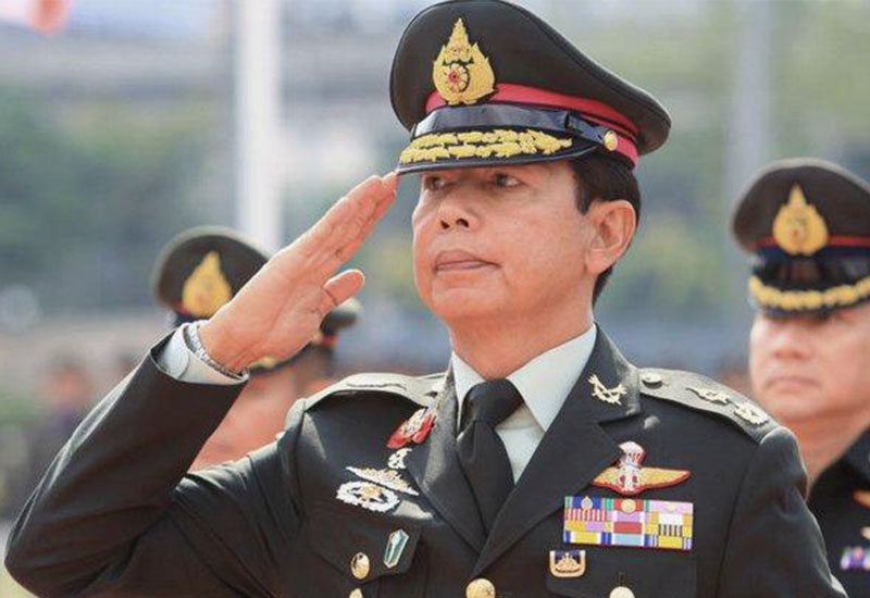 Thai Army Chief Slams Thaksin in Rare Remarks After Election