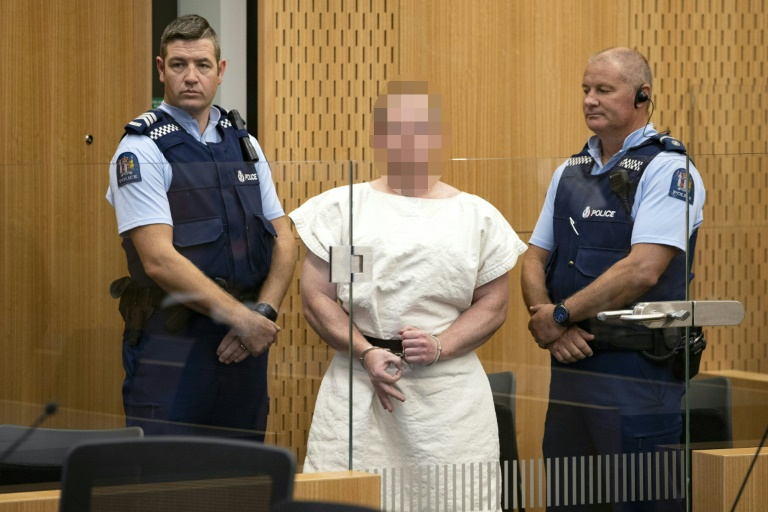Christchurch accused to face 50 murder charges
