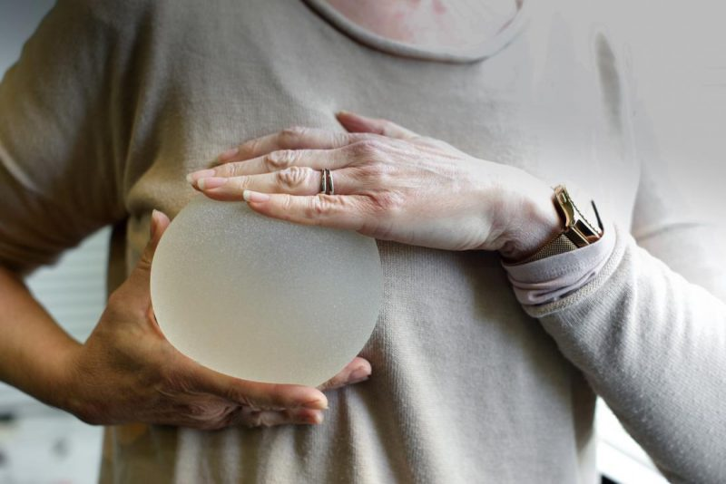 Breast implants: France bans designs linked to rare cancer