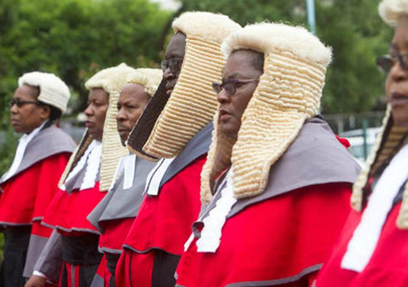 Zimbabwe's £118,000 outlay on judges' wigs met with fury