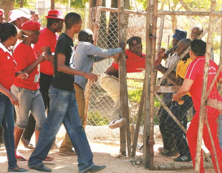 Violence rocks MDC Marondera Central elections again