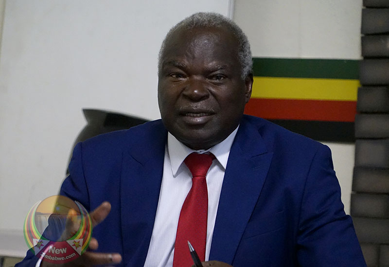 July Moyo defends Bulawayo street naming by govt