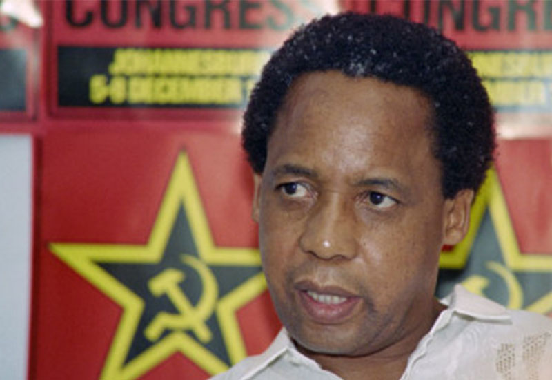 "South Africa remembers Chris Hani: ""The President we never had"""