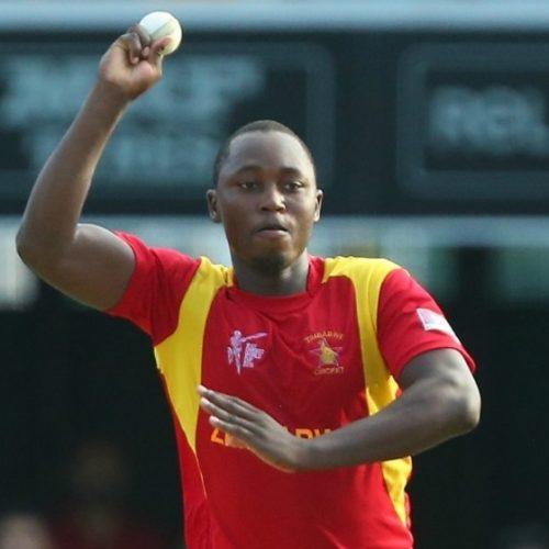 Injured Tendai Chatara Ruled Out Of Sri Lanka Test Series