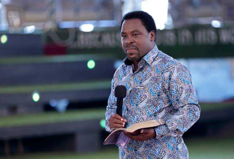 Parents of kidnapped Chibok girls turn to TB Joshua - NewZimbabwe com