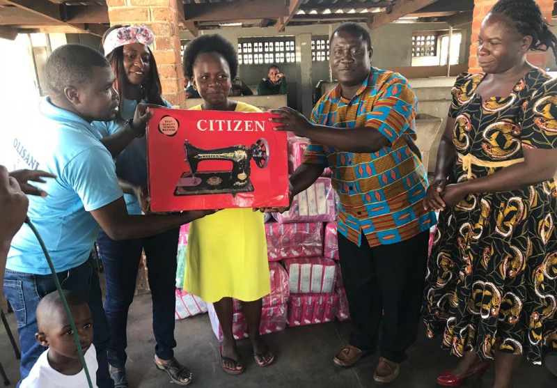 Journalists donate sanitary wear to Chikurubi Female Prison inmates