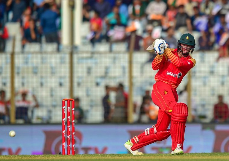 Brilliant Williams steers Zimbabwe to series win
