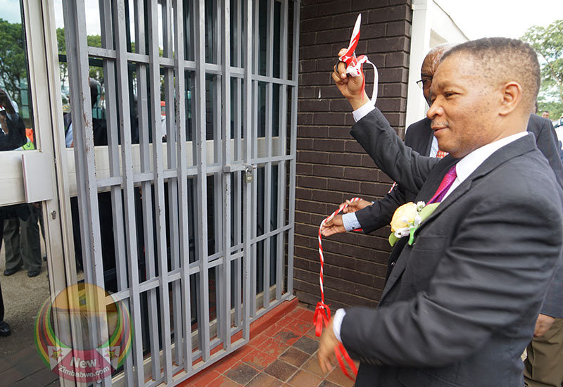 In Pictures: Matiza launches corruption busting electronic learners license system