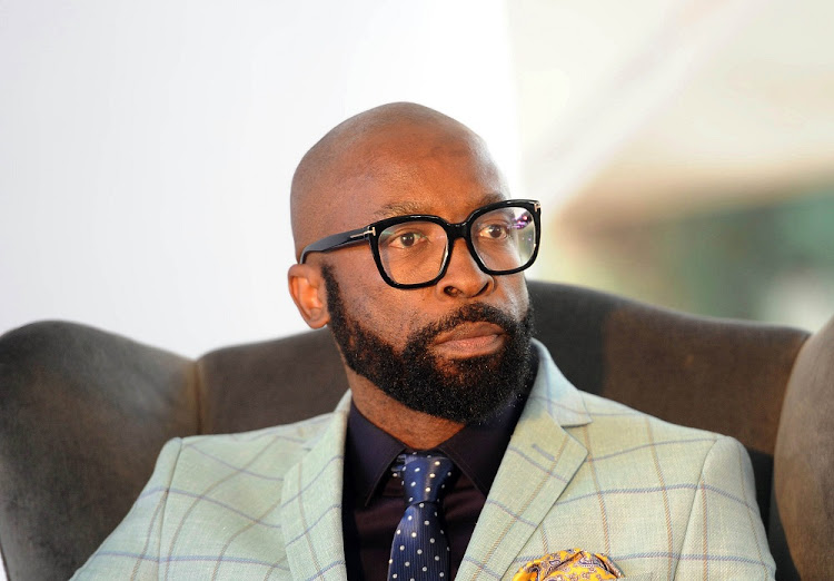 DJ Sbu searching for future wife: 'You will marry a billionaire', he says