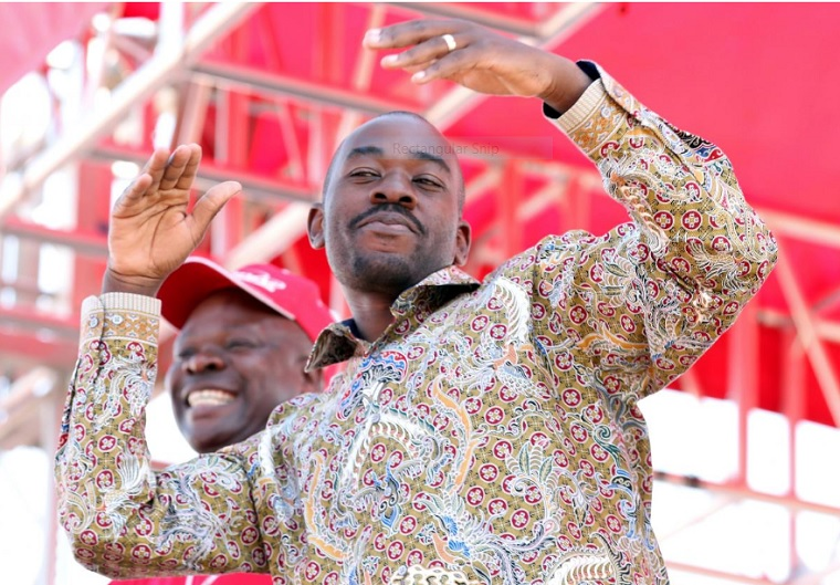 Chamisa clean sweep, now left with SA to be declared uncontested leader