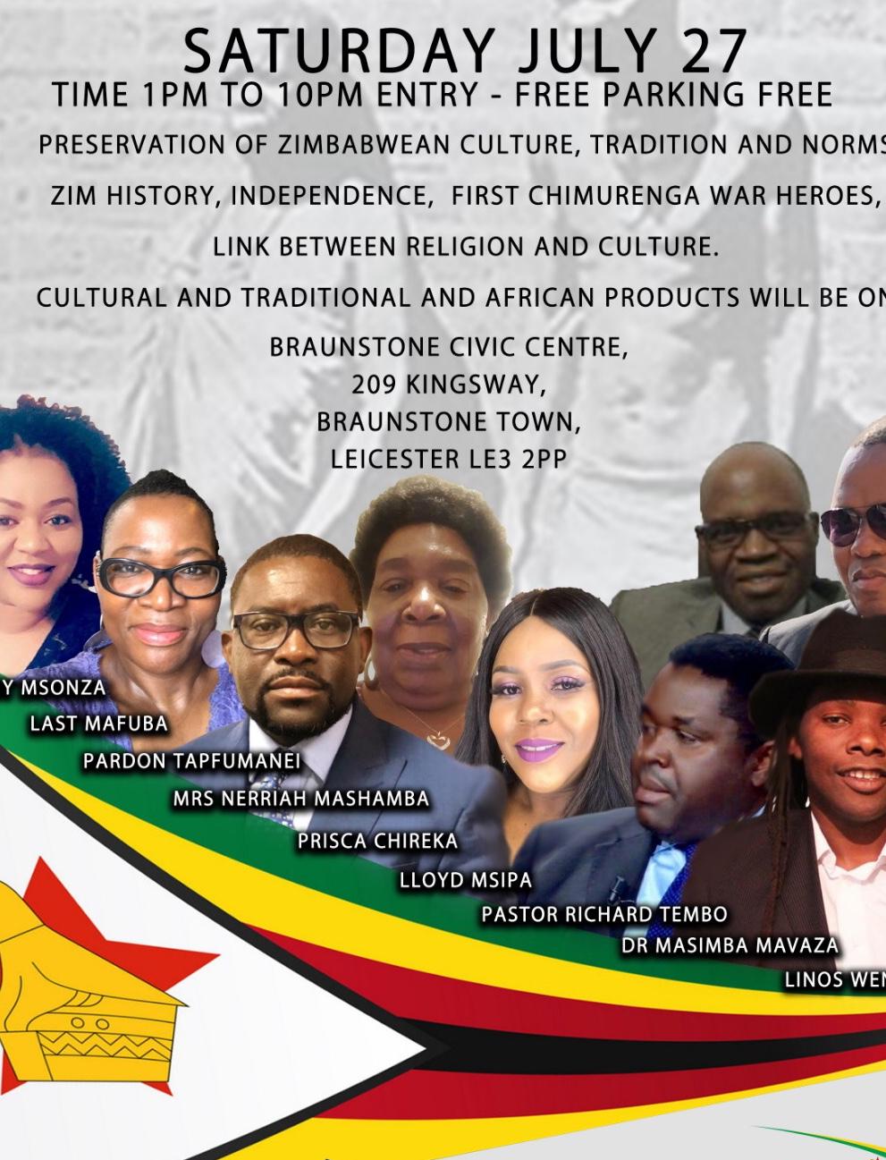 Plan to repatriate Mbuya Nehanda's remains to Zimbabwe