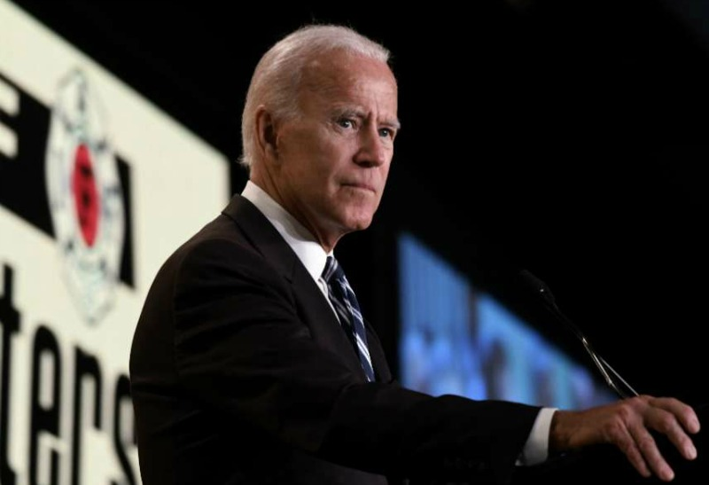 US 2020 poll: Joe Biden launches presidential bid