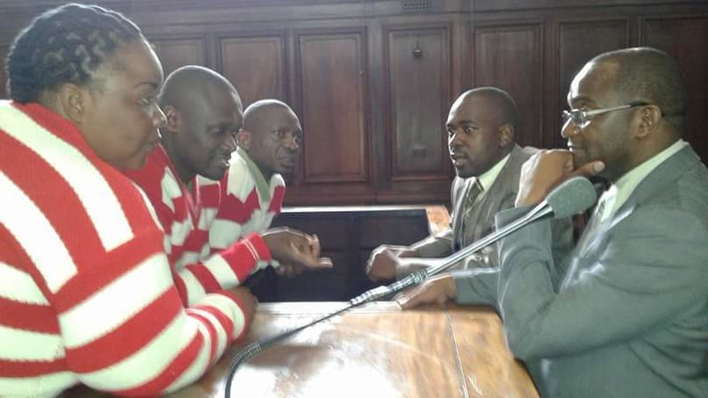 Jailed MDC activists want party support for scholarships