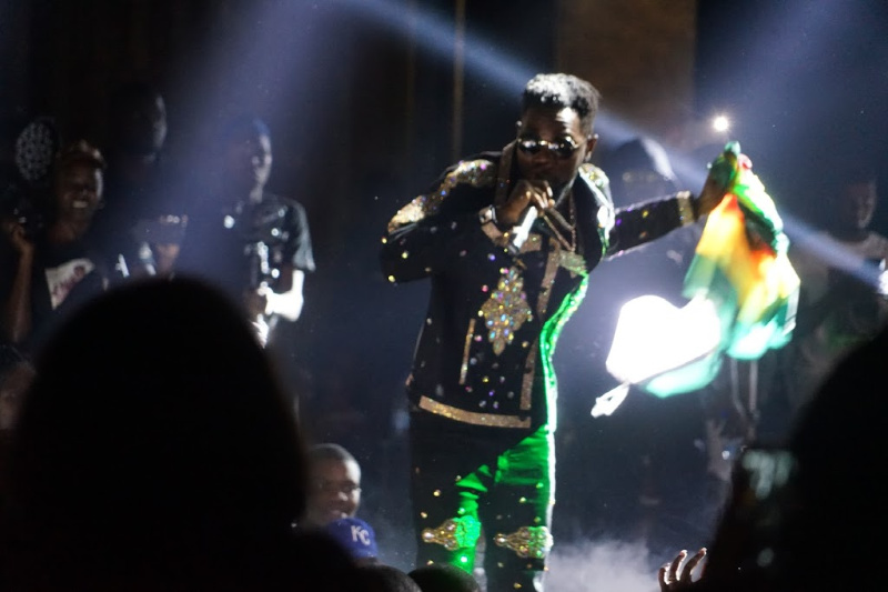 Patoranking rocks Harare, pays tribute to Tuku