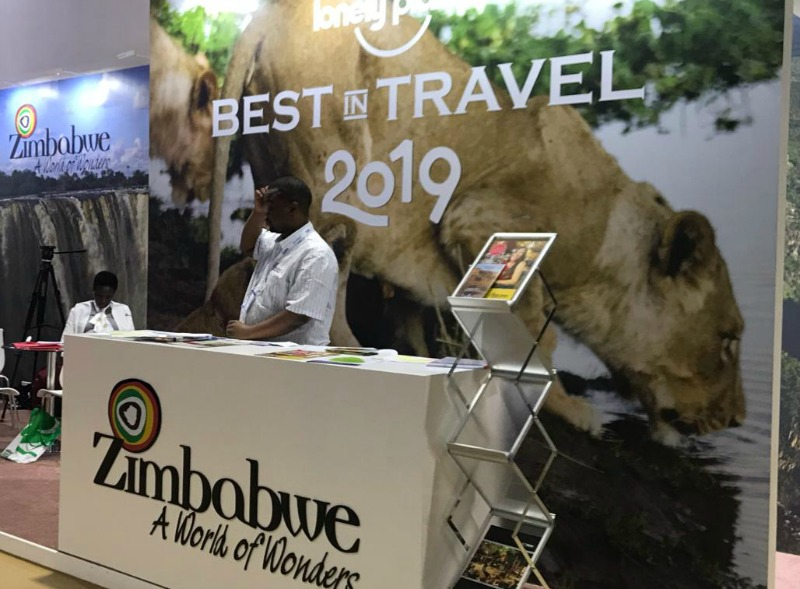 Zim tourism attends billion dollar Arabian Travel Market Fair in Dubai