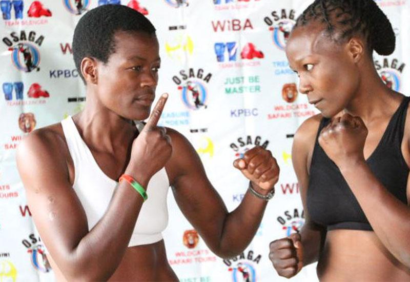 Zimbabwe's Monalisa Sibanda wins WIBA boxing title