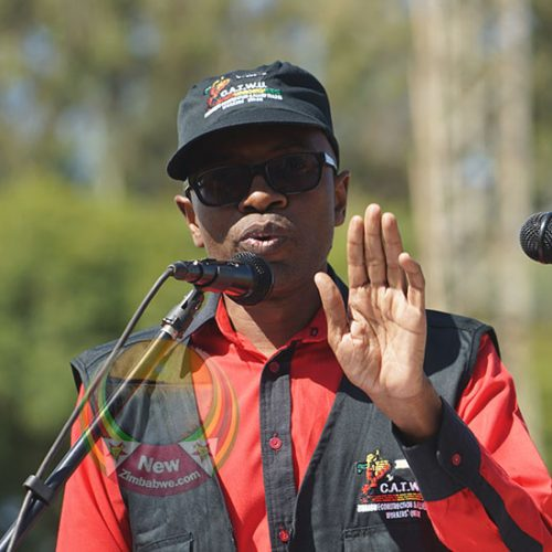 Shock as bullets delivered to ZCTU leaders, labour federation points fingers at Mnangagwa