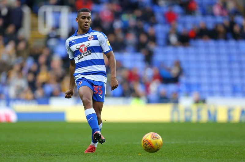 Warriors target Andy Rinomhota is Reading Player of the Season