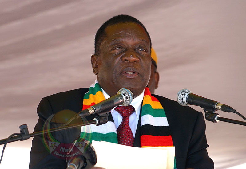 Mnangagwa condemns industry 'superman' mentality amid economic slide