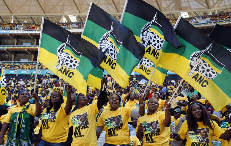 South Africa election: ANC set for reduced majority