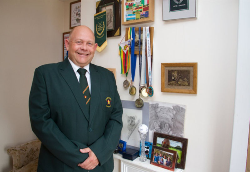 Gus aims to raise £5k to help Zimbabwe team on way to Tokyo Olympics