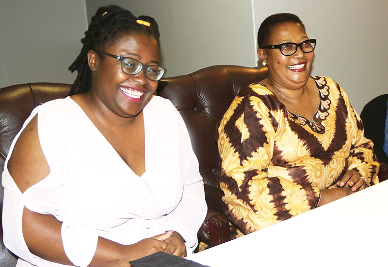 Khupe moves to take charge, sideline Chamisa