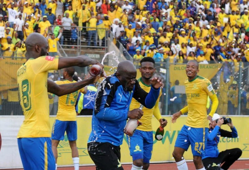 Mamelodi Sundowns crowned South African football champions