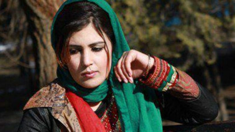Outcry over killing of Afghan TV presenter