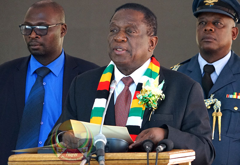 ED says lack of global financial support will not stall Zim reform process