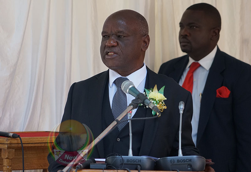 Chief Justice: Zim judges beg for transport from litigants