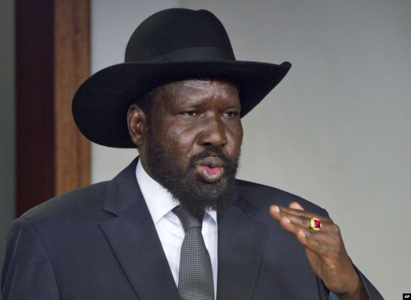 Heavy security in South Sudan ahead of planned protest