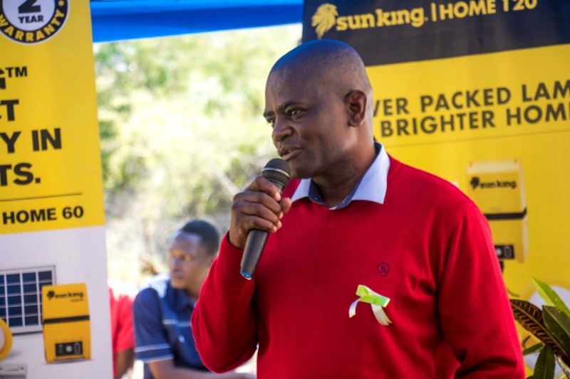 ZONFUL ENERGY's solar systems to light up 80 percent homes in Bikita
