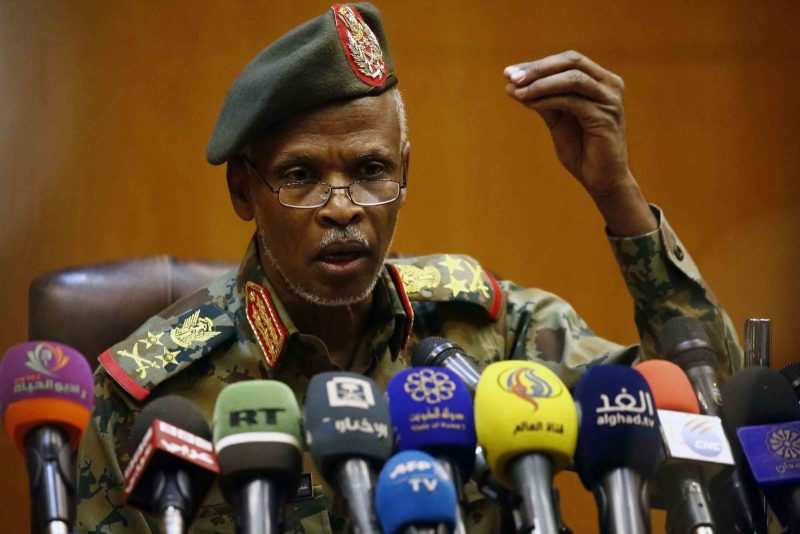 Sudan junta and opposition in talks to end impasse