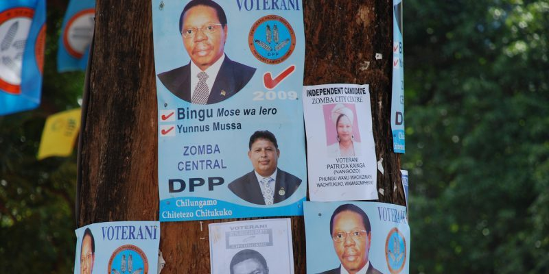Malawians to elect leader in unpredictable poll