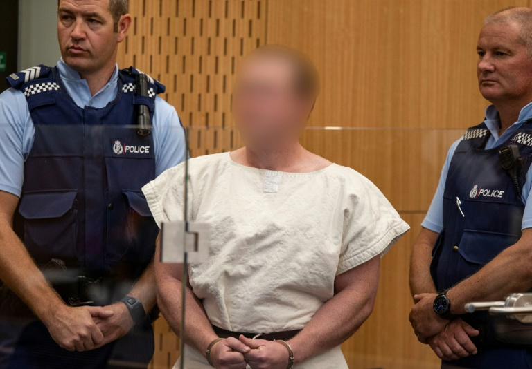 Christchurch attacker charged with terrorism: police