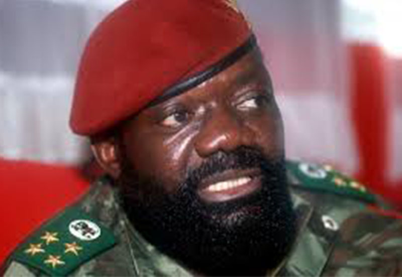 Angola to rebury former rebel leader Savimbi remains
