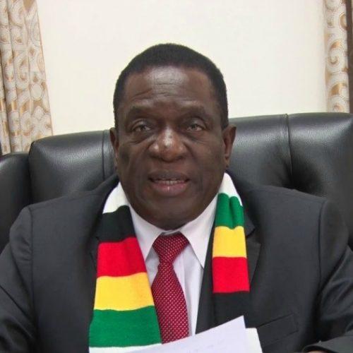 Mnangagwa urges peace ahead of MDC demo