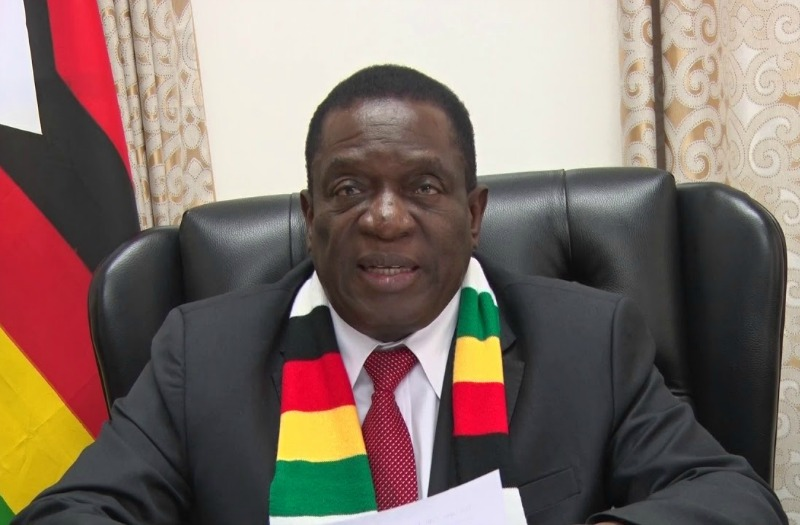Mnangagwa urges peace ahead of MDC demo