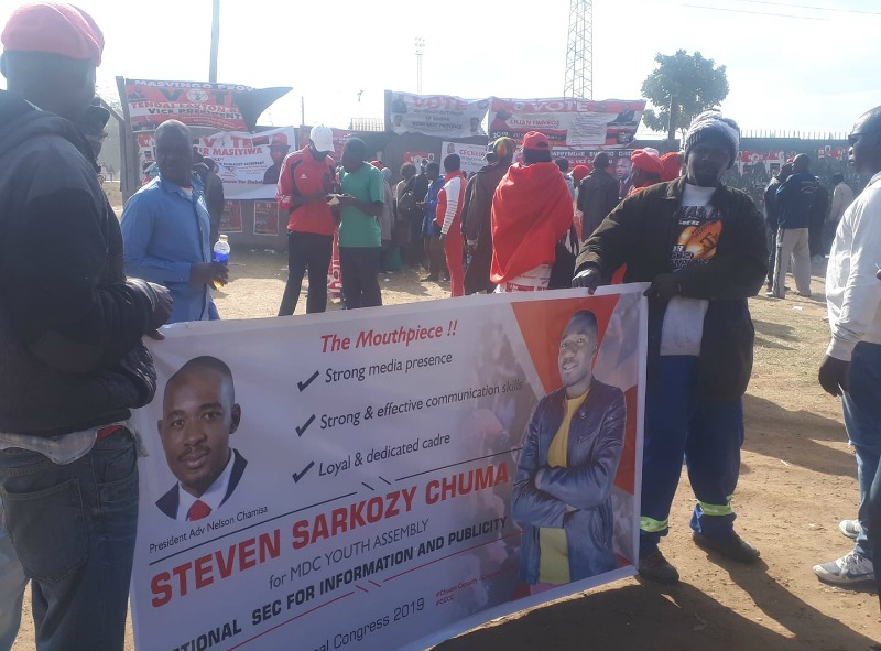 Sleepy Gweru oblivious of MDC invasion