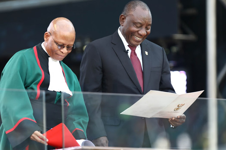 Ramaphosa officially takes office, but who becomes his next deputy?