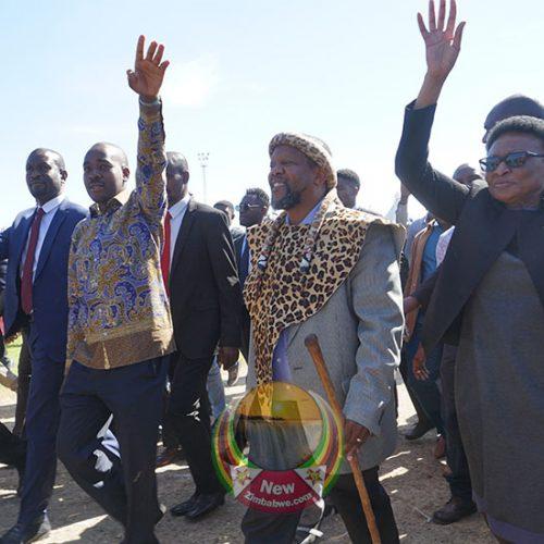 Matebeleland chiefs throw Ndiweni under the bus