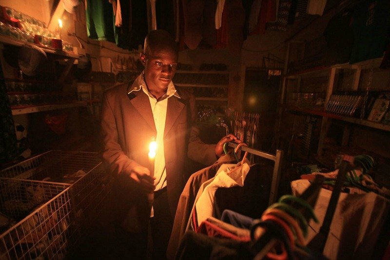 Zim starts further power cuts due to Eskom outages