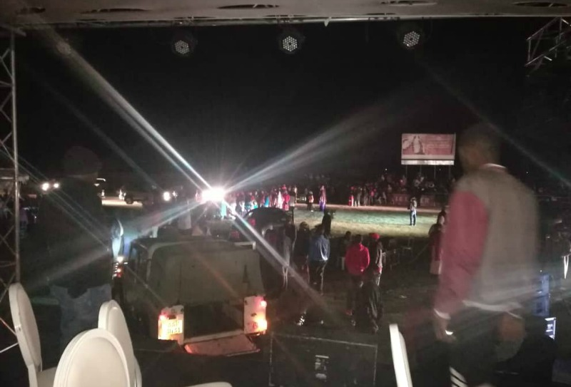 MDC Congress: Power cuts plunge stadium into darkness, party using car headlights for voting