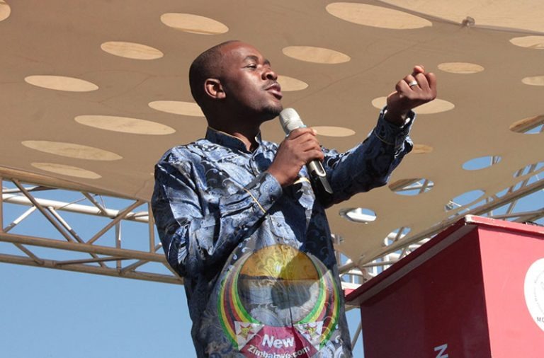 Hope of dialogue dead after ED Friday gaffe – Chamisa