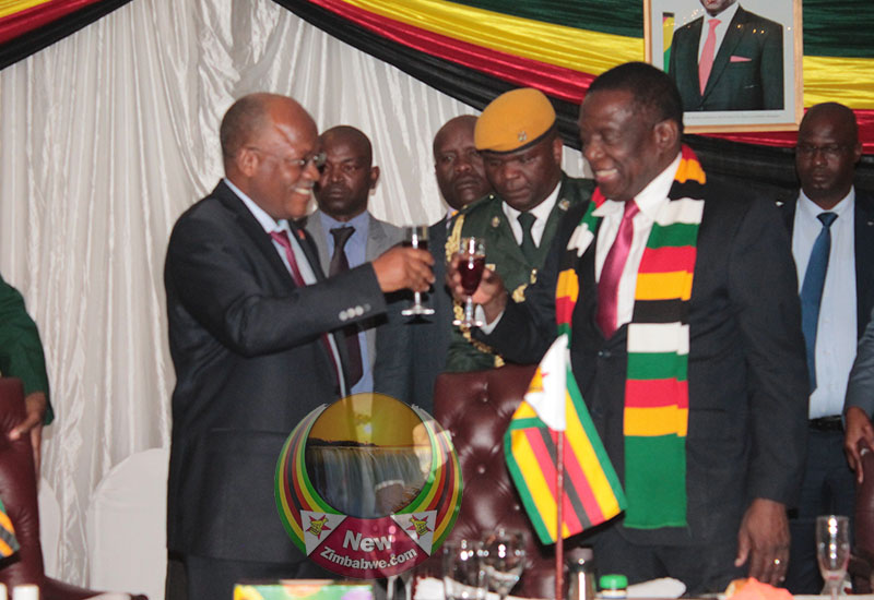 Sanctions: SADC stands by Zimbabwe again