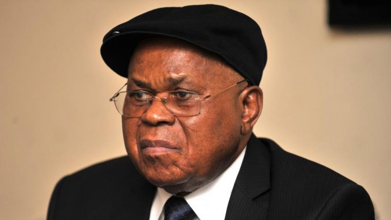 Crowds await arrival of Tshisekedi's body